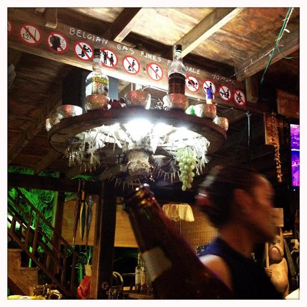 Chiang Mai - Belgische café