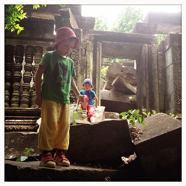 Cambodja - Siem Reap - Beng Mealea
