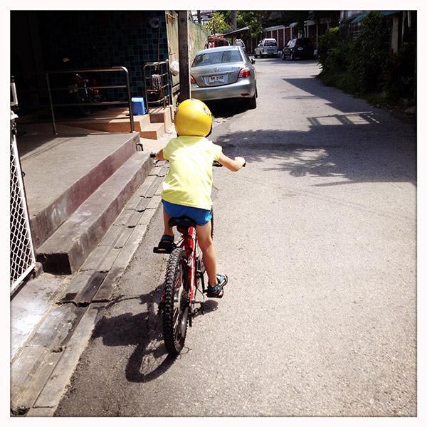 Chiang Mai - fietsen huren