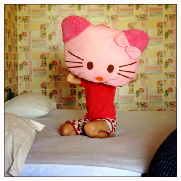 Chiang Saen - Hostel - Hello Kitty