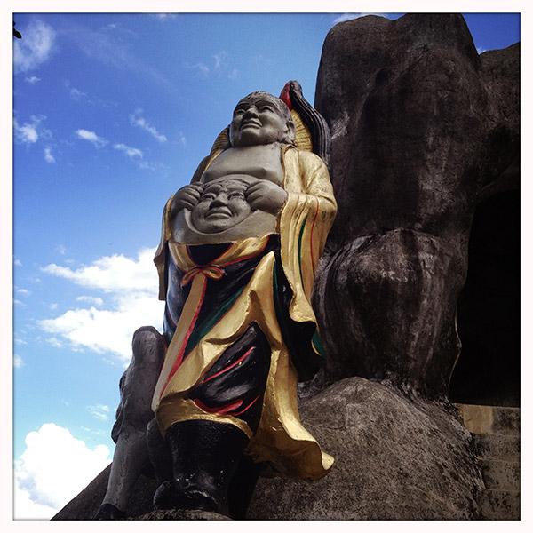 Thailand - Tha Ton - tempel